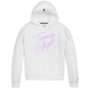 material Girl sweaters Tommy Hilfiger KG0KG05891-YBR White