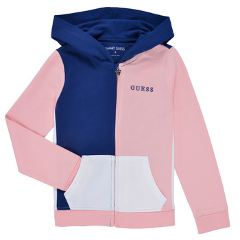 material Girl sweaters Guess K1RQ00-KA6R0-F672 White / Pink