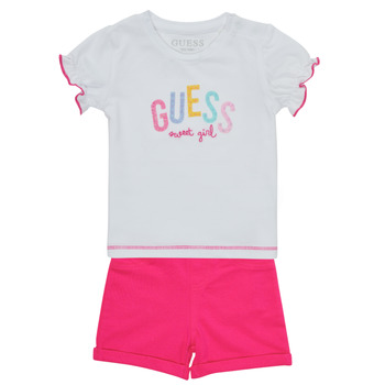 material Girl Sets & Outfits Guess A1GG07-K6YW1-TWHT Multicolour