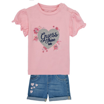 material Girl Sets & Outfits Guess A1RG09-K6YW0-G600 Multicolour