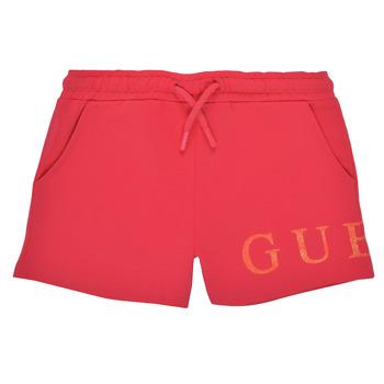 material Girl Shorts / Bermudas Guess K1GD08-KAN00-C448 Pink