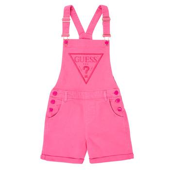 material Girl Jumpsuits / Dungarees Guess J1GK12-WB5Z0-JLPK Pink