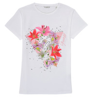 material Girl short-sleeved t-shirts Guess J1RI24-K6YW1-TWHT White
