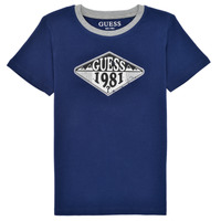 material Boy short-sleeved t-shirts Guess N1GI10-K8HM0-DEKB Marine