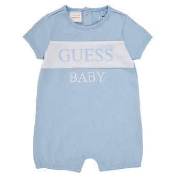 material Boy Jumpsuits / Dungarees Guess ARNOLD Blue