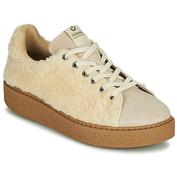 Shoes Women Low top trainers Victoria Tribu Beige