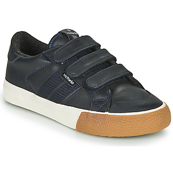 Shoes Children Low top trainers Victoria Tribu Blue