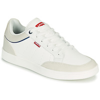 Shoes Men Low top trainers Levi's BILLY 2.0 White