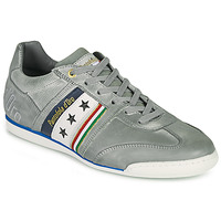 Shoes Men Low top trainers Pantofola d'Oro IMOLA ROMAGNA UOMO LOW Grey
