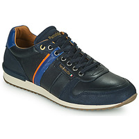 Shoes Men Low top trainers Pantofola d'Oro CARPI UOMO LOW Blue