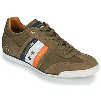 Shoes Men Low top trainers Pantofola d'Oro IMOLA CANVAS UOMO LOW Kaki