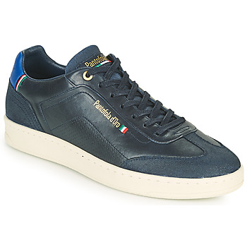 Shoes Men Low top trainers Pantofola d'Oro MESSINA UOMO LOW Blue