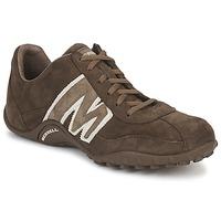 Shoes Men Low top trainers Merrell SPRINT BLAST LTR Brown
