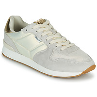 Shoes Women Low top trainers Only SAHEL 4 Beige / Gold