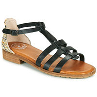 Shoes Women Sandals Pataugas ARIANE F2F Black