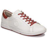 Shoes Women Low top trainers Pataugas JAYO F2G White / Terracotta