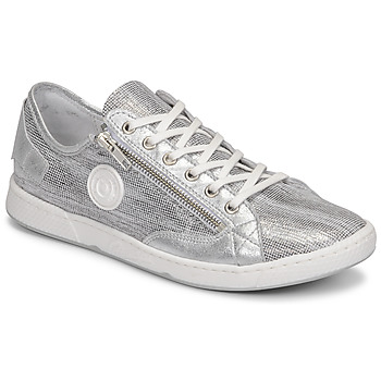 Shoes Women Low top trainers Pataugas JESTER/M F2E Silver