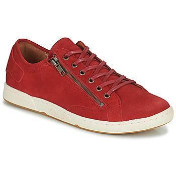 Shoes Women Low top trainers Pataugas JESTER/WAX F2G Red