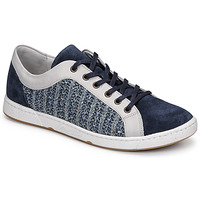 Shoes Women Low top trainers Pataugas JOHANA F2E Marine