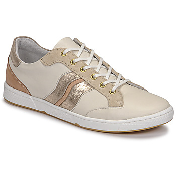 Shoes Women Low top trainers Pataugas JOYCE F2G Ecru