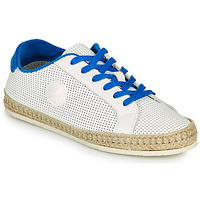 Shoes Women Espadrilles Pataugas PALOMA F2F White / Blue