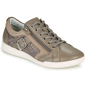 Shoes Women Low top trainers Pataugas PAULINE/S F2F Taupe