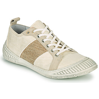 Shoes Women Low top trainers Pataugas RICHIE F2G Ecru