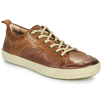 Shoes Men Low top trainers Pataugas CARL H2E Cognac