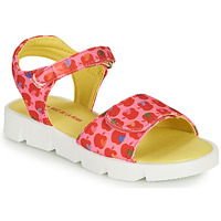 Shoes Girl Sandals Agatha Ruiz de la Prada MINIS Pink