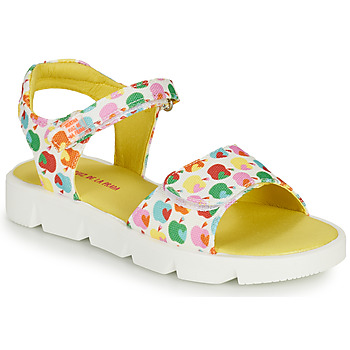Shoes Girl Sandals Agatha Ruiz de la Prada MINIS White