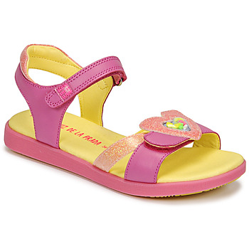Shoes Girl Sandals Agatha Ruiz de la Prada AITANA Pink
