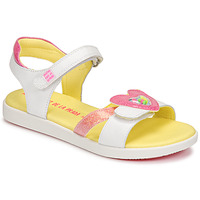 Shoes Girl Sandals Agatha Ruiz de la Prada AITANA White