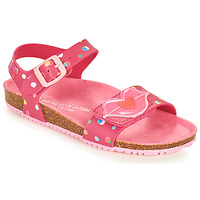Shoes Girl Sandals Agatha Ruiz de la Prada BIO Pink