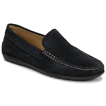 Shoes Men Loafers Lumberjack LEMAN Marine