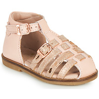 Shoes Girl Sandals Aster NINI Pink