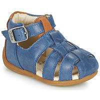 Shoes Boy Sandals Aster ODASSIO Marine
