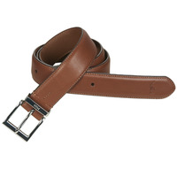 Accessorie Men Belts Polo Ralph Lauren S BAR DRS BT-CASUAL-SMOOTH LEATHER Brown