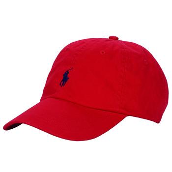 Accessorie Men Caps Polo Ralph Lauren HSC01A CHINO TWILL Red