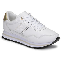 Shoes Women Low top trainers Tommy Hilfiger LIFESTYLE RUNNER SNEAKER White