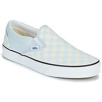Shoes Slip ons Vans CLASSIC SLIP ON Blue