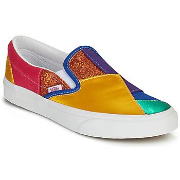 Shoes Slip ons Vans CLASSIC SLIP ON Pride / Multicolour