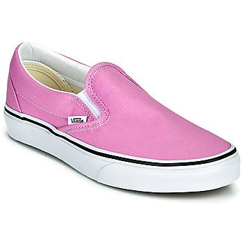 Shoes Women Slip ons Vans CLASSIC SLIP ON Lilac