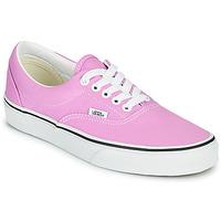 Shoes Women Low top trainers Vans ERA Lilac