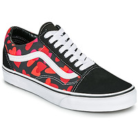 Vans OLD SKOOL Bordeaux - Fast delivery | Spartoo Europe ! - Shoes ...