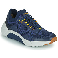 Shoes Men Low top trainers Skechers ENDURO-SILVERTON Blue