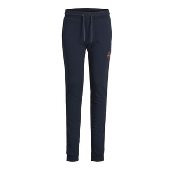 material Boy Tracksuit bottoms Jack & Jones JJIGORDON JJSHARK SWEAT PANT Marine