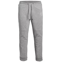 material Boy Tracksuit bottoms Jack & Jones JJIGORDON JJSHARK SWEAT PANT Grey