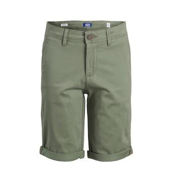material Boy Shorts / Bermudas Jack & Jones JJIBOWIE JJSHORTS Beige