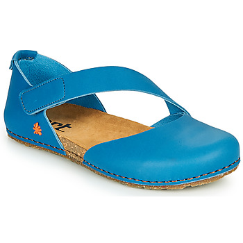 Shoes Women Ballerinas Art CRETA Blue
