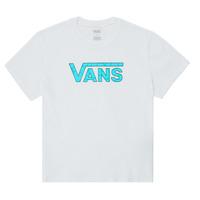 material Girl short-sleeved t-shirts Vans ECOLOGY White